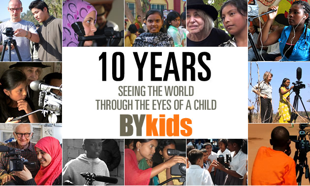 10 Years seeing the world through the eyes of a child